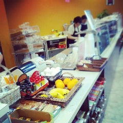 Photo taken at Little Home Bakery by Gregory S. on 5/7/2013