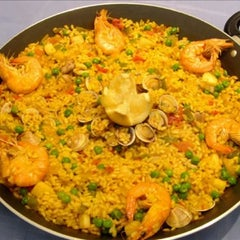 Photo taken at La Paella Cocina Española by 🎀 Carol A. on 8/3/2013