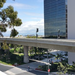 Photo taken at DirecTV HQ by Yubert F. on 4/20/2015