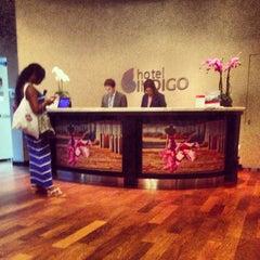 Photo taken at Hotel Indigo New York City - Chelsea by Olivier G. on 7/24/2013