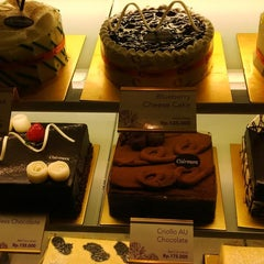 Photo taken at Clairmont Patisserie by Julia S. on 9/7/2013