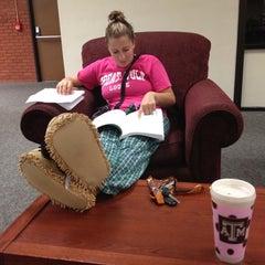 Photo taken at Mary & John Gray Library by Alycia U. on 9/17/2012