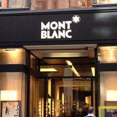 Photo taken at Montblanc Boutique by Juergen B. on 9/28/2013