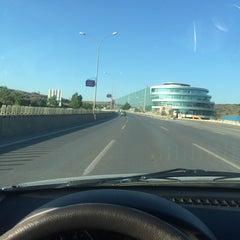Photo taken at TEM Kurtköy - Pendik Bağlantısı by Semih Ü. on 7/7/2015