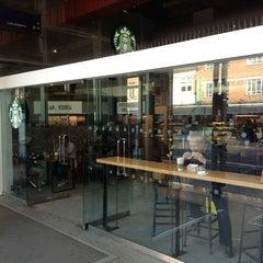 Photo taken at Starbucks by Ian M. on 5/26/2013