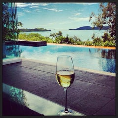 Photo taken at Hamilton Island by Ryan B. on 4/27/2013