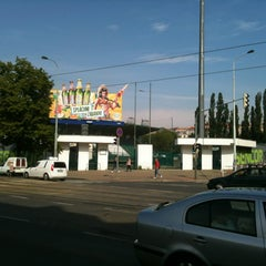 Photo taken at Bohemians (tram) by nelen on 5/29/2013