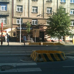 Photo taken at Bohemians (tram) by nelen on 6/16/2013