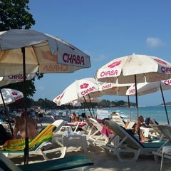 Photo taken at Chaba Samui Resort by KarToon J. on 3/30/2014