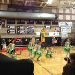 Photo taken at Silver Creek High School by Doris M. on 2/23/2013