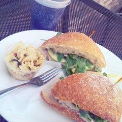 Photo taken at Artisano Bakery Café by Jennifer F. on 6/22/2013