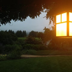 Photo taken at Beaulieu Vineyard's Rutherford House by Laura V. on 7/8/2013