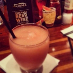 Photo taken at Outback Steakhouse by Chelsea C. on 5/14/2014