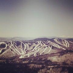 Photo taken at Sunday River Ski Resort by Master M. on 1/26/2013