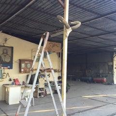 Photo taken at E.F.I. Technics Garage by z .. on 8/13/2015