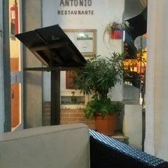 Photo taken at Restaurante António by Vitor R. on 8/20/2015