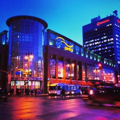 Photo taken at MTS Centre by Caley G. on 2/13/2013