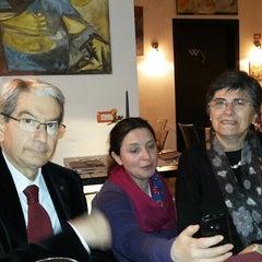 Photo taken at Osteria Bernardo by Regina K. on 3/28/2014