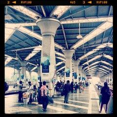 Photo taken at Panvel Railway Station by Parijat P. on 7/23/2013