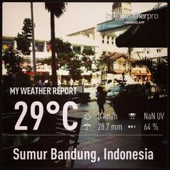 Photo taken at Bandung Indah Plaza (BIP) by Asri Y. on 3/2/2013