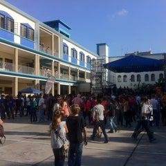 Photo taken at Colegio Don Bosco Altamira by Wladimir W. on 11/2/2013