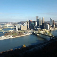 Photo taken at Pittsburgh, PA by 席子 on 11/25/2012