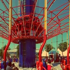 Photo taken at Windseeker by Atakorn T. on 8/11/2013