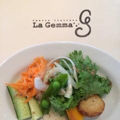 Photo taken at La Gemma by pln on 6/14/2015