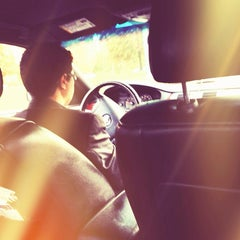 Photo taken at In an @Uber_Bos by Matt M. on 11/2/2013