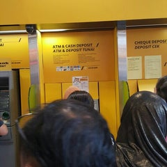 Photo taken at Maybank by Mohamad A. on 1/29/2016