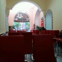 Photo taken at Panorama Cafe by Svetlana L. on 4/15/2013