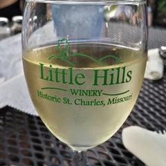 Photo taken at Little Hills Winery by Chris B. on 6/7/2014