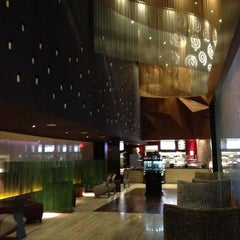 Photo taken at iPic Theaters Scottsdale by Adam S. on 2/19/2013