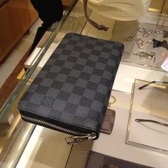 Photo taken at Louis Vuitton by Sergey 7. on 2/23/2013