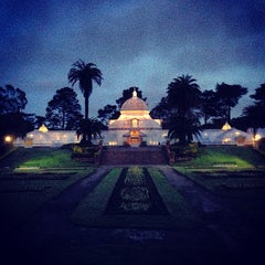 Photo taken at Conservatory of Flowers by Josiah R. on 12/4/2012