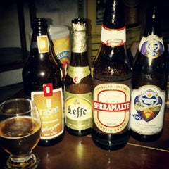 Photo taken at Cervejaria Continental by Carlos C. on 12/27/2012