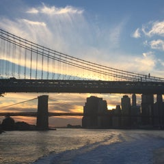 Photo taken at East River Ferry - Wall St/Pier 11 Terminal by Alexandra P. on 10/6/2015