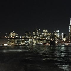 Photo taken at East River Ferry - Wall St/Pier 11 Terminal by Alexandra P. on 11/4/2015