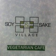 Photo taken at Soy & Sake by Karen on 5/25/2013