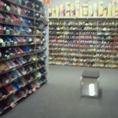 Photo taken at Payless ShoeSource by Eric M. on 4/6/2013