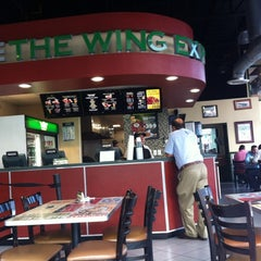Photo taken at Wingstop by Choy R. on 11/12/2012