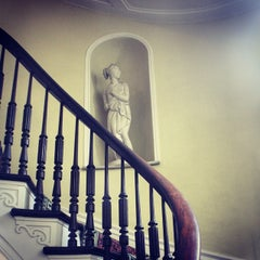 Photo taken at Bartow-Pell Mansion Museum by Michael R. on 8/2/2014