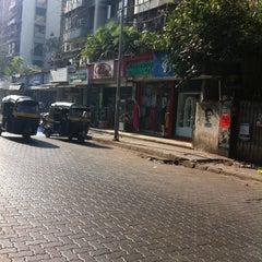 Photo taken at Lokhandwala Market by Mehvish S. on 1/10/2013