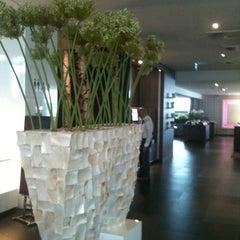 Photo taken at Van der Valk Hotel Amersfoort A1 by Ronald E. on 9/22/2011