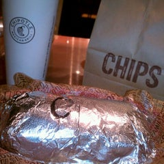 Photo taken at Chipotle Mexican Grill by Tyler R. on 11/16/2011