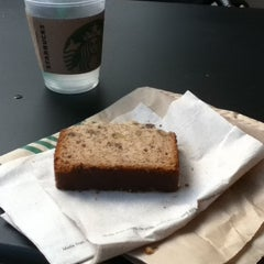 Photo taken at Starbucks by hannah w. on 3/9/2012