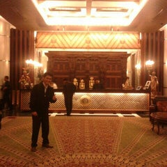 Photo taken at Best Western Premier Hotel Solo by Danny C. on 3/25/2013