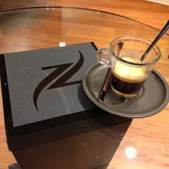Photo taken at Nespresso Boutique by Eugenio D. on 2/21/2013