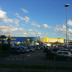 Photo taken at IKEA by Suren S. on 10/12/2013