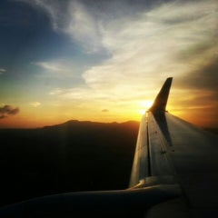 Photo taken at Lombok International Airport (LOP) by Konstantin V. on 11/29/2012